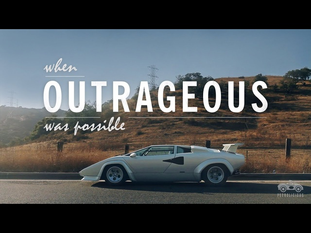 <em>Lamborghini</em> Countach - When Outrageous Was Possible