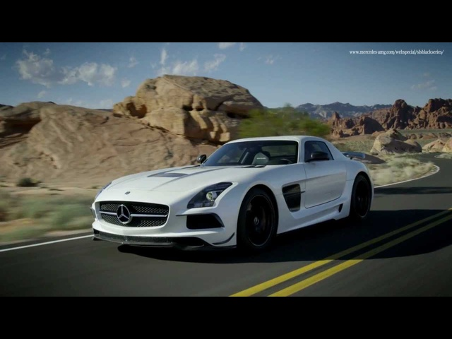 <em>Mercedes</em> SLS AMG 2013 Black Series Commercial Carjam TV HD Car TV Show