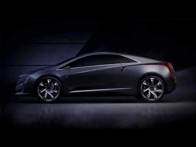 Cadillac Coupe ELR 2013 Electric Hybrid Car Commercial Carjam TV HD Car TV Show