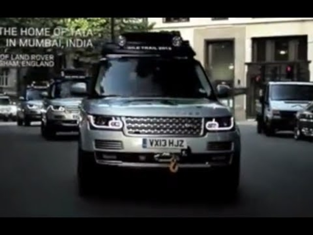 Range Rover Hybrid Diesel HD 2015 Super Test Silk Road Commercial Carjam TV HD 2016
