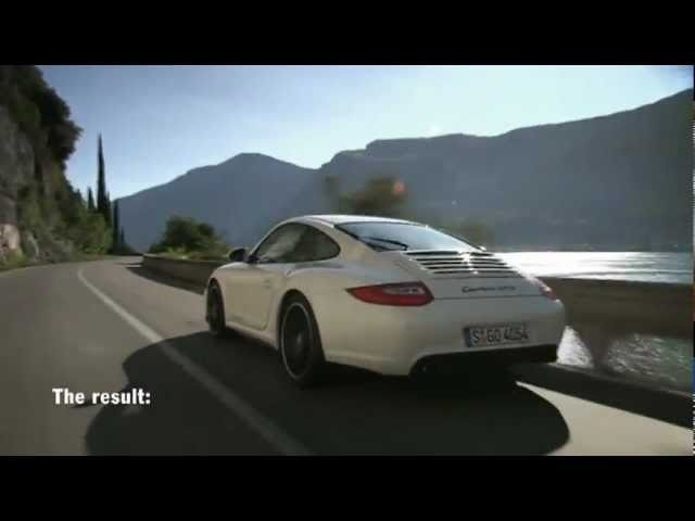 Carjam: New Porsche 911 Carrera 4 GTS 2011