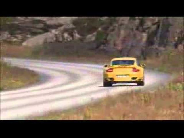 ☆ Porsche 911 Turbo 3.8 500BHP Driving In Detail -New Carjam Radio 2011