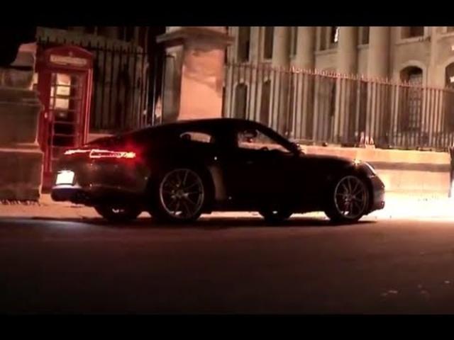 New Porsche 911 991 Carrera 4 2013 Commercial Carjam TV HD Car TV Show