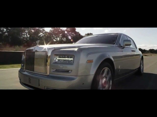 2013 Rolls Royce Phantom 2 Series II New HD Commercial Carjam TV HD Car TV Show 2013