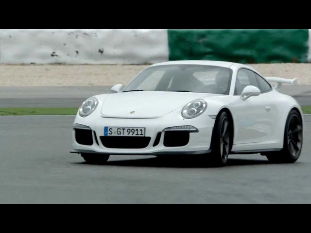 2013 Porsche 911 GT3 HD New 991 In Detail Engine + Chassis Commercial Carjam TV HD Car TV Show