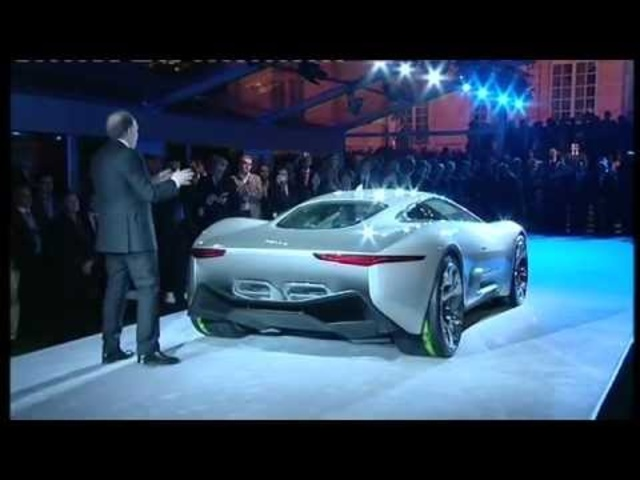 New <em>Jaguar</em> Hybrid 2013 Launch cx75 Commercial Carjam Radio Talk Show About Cars