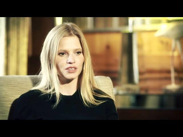 Lara Stone Hot Interview <em>Mercedes</em> SL Sexy Commercial 2012 -CARJAM TV HD 2015