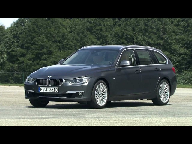 2013 New <em>BMW</em> 3 Series Touring In Detail Commercial 2013 Carjam TV HD Car TV Show