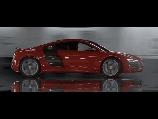 New <em>Audi</em> R8 2013 New TV Ad Ultra Light Simon Says Commercial LA Auto Show Carjam TV HD Car Show