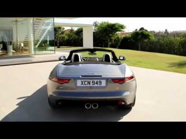 New Jaguar F-TypeS 2012 In Detail Commercial Carjam Radio Talk Show About Cars