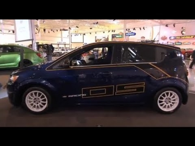 SEMA 2012 GM Showcars Commercial Carjam TV Car Show HD
