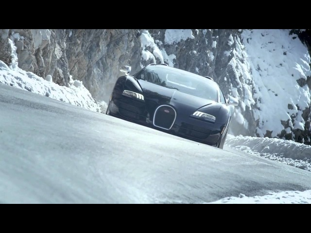 2013 Bugatti Veyron 16.4 Grand Sport Vitesse Commercial - Carjam TV Car Show 2013