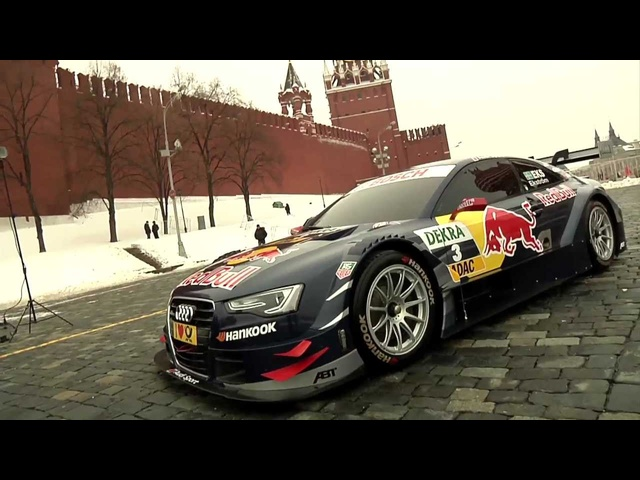 2013 <em>Audi</em> S5 DTM Launch Commercial 2013 Carjam TV HD Car TV Show