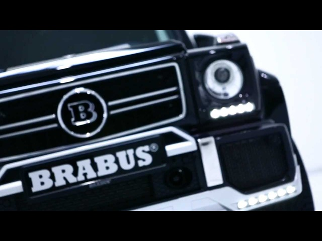 2013 Brabus Mercedes G Class AMG G63 620 WIDESTAR Commercial Carjam TV