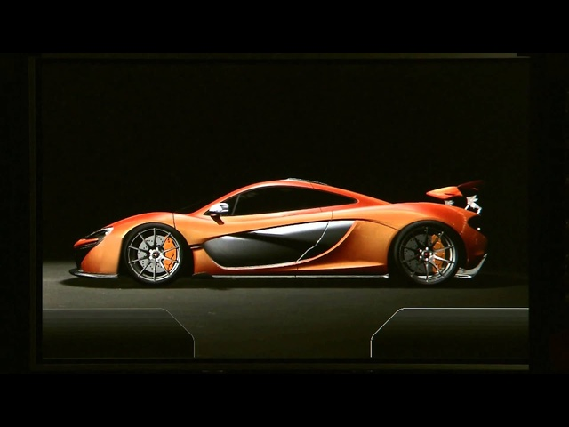 <em>McLaren</em> P1 Launch Sequence Engine Sound Commercial Carjam TV HD Car TV Show 2015