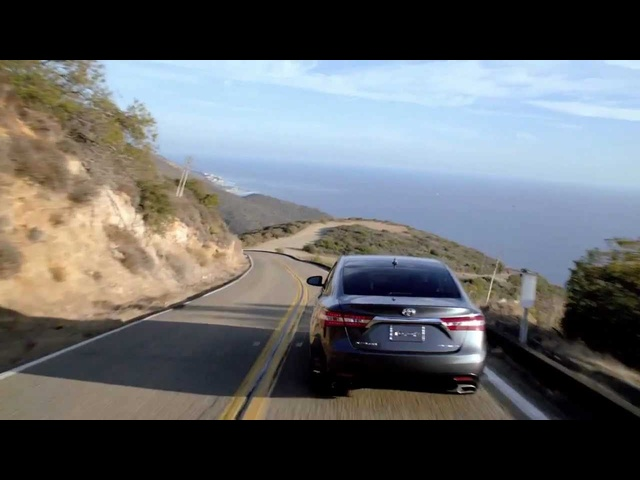 2013 <em>Toyota</em> Avalon New HD First Commercial Performance Art Carjam TV HD Car TV Show