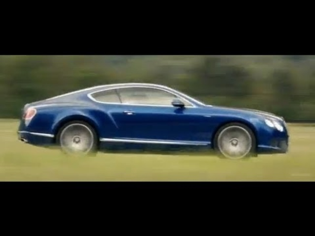 Fastest <em>Bentley</em> Ever GT Speed 2013 <em>Bentley</em> Continental GT Cool Commercial Carjam TV Car Show HD