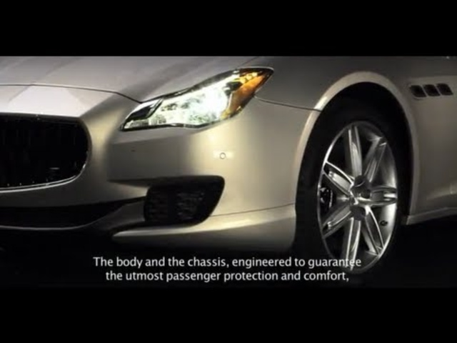 New Maserati Quattroporte 2013 In Detail Commercial Carjam TV HD Car TV Show