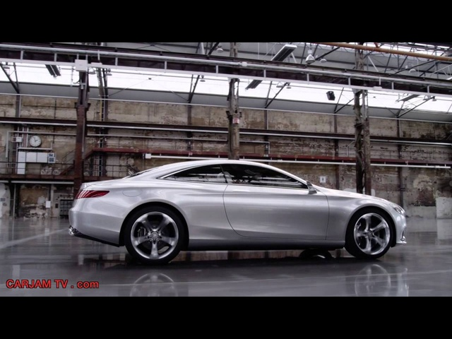 New <em>Mercedes</em> S Class Coupe HD 4 Minutes Driving Exterior In Detail Commercial 2014 Carjam TV HD