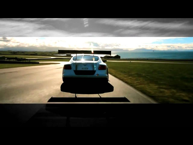 2013 New <em>Bentley</em> Continental GT3 Commercial Race Car Carjam TV HD Car TV Show