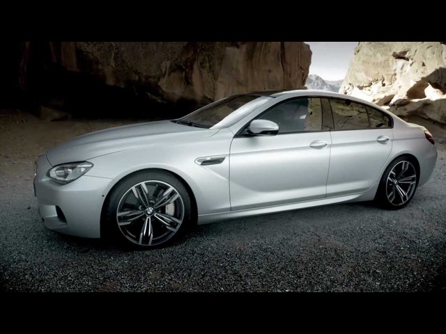 <em>BMW</em> M6 2013 Gran Coupé Exterior Details Commercial Carjam TV HD Car TV Show 2013