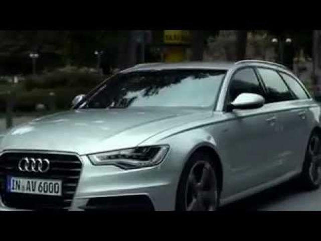 <em>Audi</em> A6 Avant 2011 Driving Engine Sound In Detail New Commercial - Carjam Radio