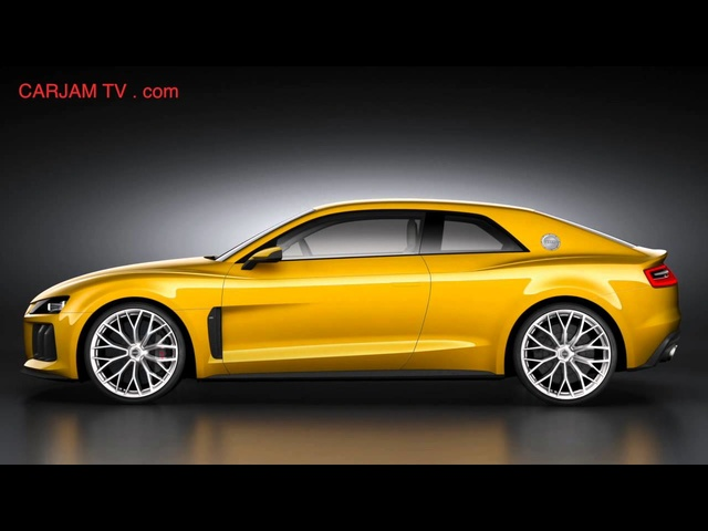 2014 <em>Audi</em> quattro 700HP Hybrid 189mph HD First Commercial Concept Carjam TV HD 2013 IAA Frankfurt