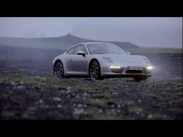 Porsche 911 (991) 2013 In Detail Engine Start Acceleration Sound Commercial Carjam TV 2013