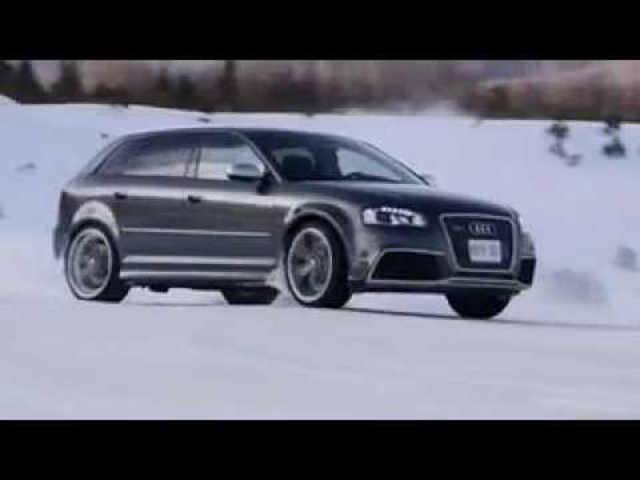 Amazing <em>Audi</em> quattro Snow Driving 2013 New Commercial - Carjam Car TV Show