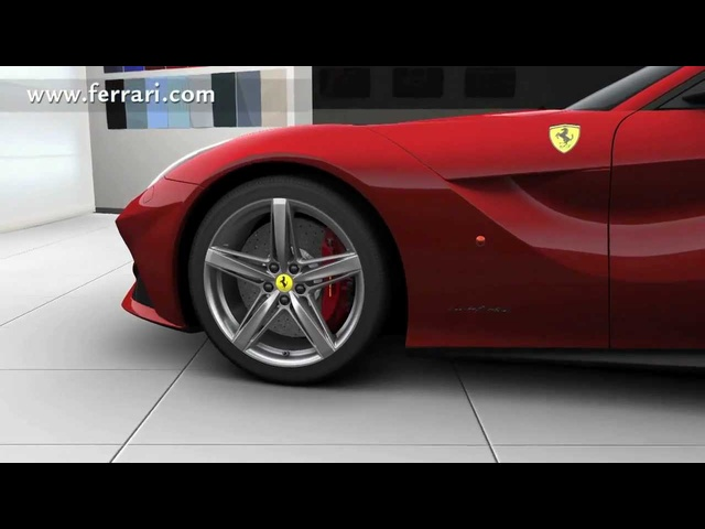 New <em>Ferrari</em> F12 berlinetta - Fastest Ever 2012 Commercial - New Carjam Car Radio Show 2012