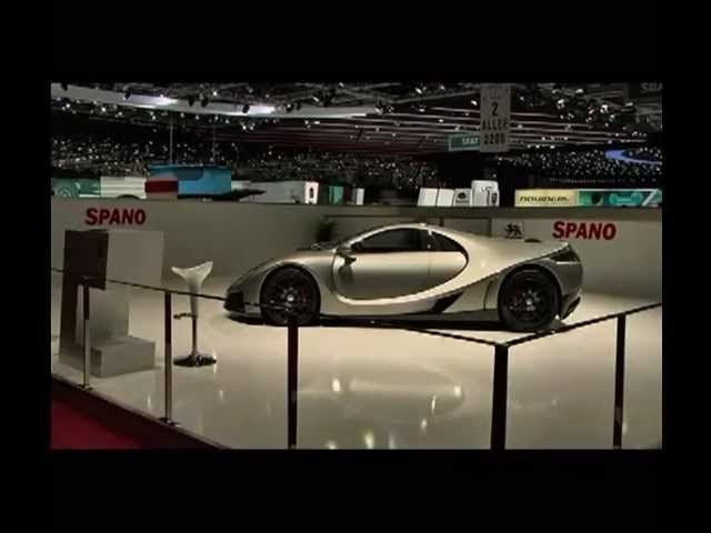 2013 GTA Spano In Detail Commercial Carjam TV HD Car TV Show