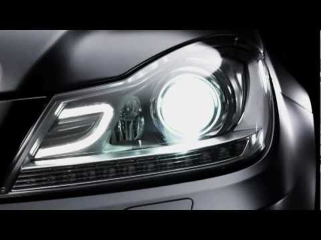☆ New Mercedes C-Class Coupe 2011 Official 2012 Geneva Carjam Car Radio Show