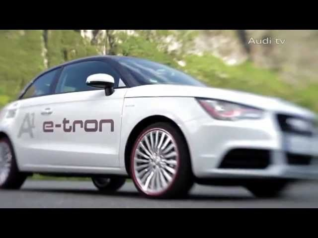 <em>Audi</em> A1 Hybrid e-tron TV Commercial 2012 - Carjam Car Radio Show