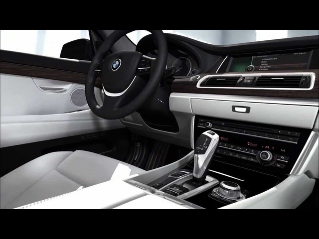 2013 <em>BMW</em> 5 Series GT New Gran Turismo In Detail Interior Commercial Carjam TV HD Car TV Show