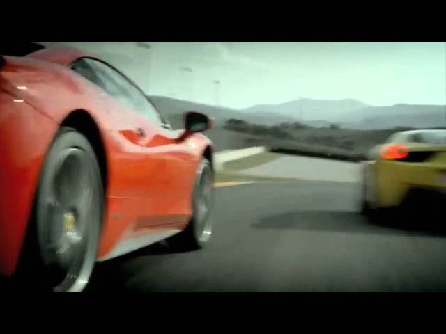 <em>Ferrari</em> 458 Best Car Commercial Engine Start Exhaust Sound Classic - New Carjam Radio 2011