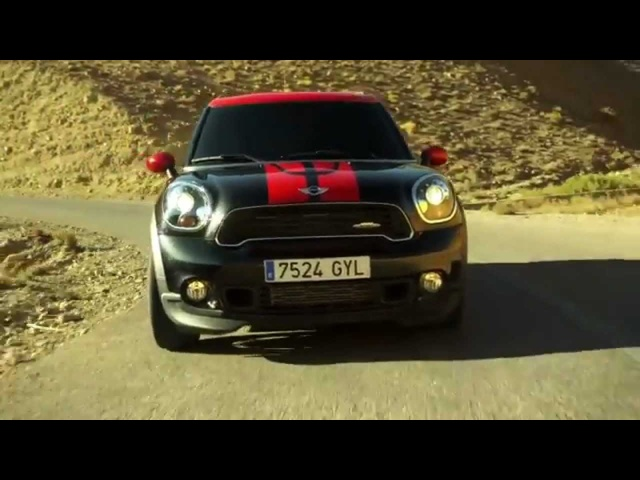 2013 Mini Countryman Off Road John Cooper Works Commercial Carjam TV HD Car TV Show