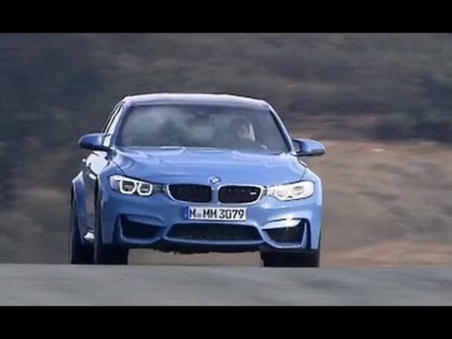 BMW M3 F80 Engine Driving 2014 Sound Exhaust HD Commercial BMW M3 F80 2014 Carjam TV HD