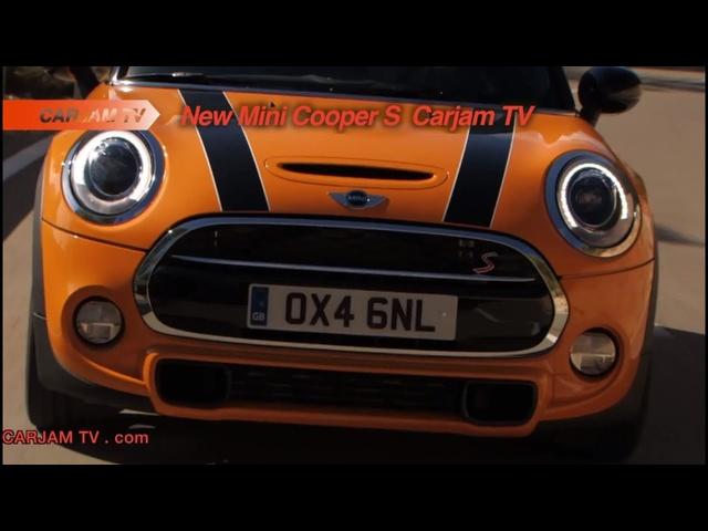 New Mini Cooper S HD 2014 First Look New Mini Commercial Carjam TV HD Car TV Show