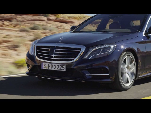 2014 <em>Mercedes</em> S500 4x4 HD New First Commercial W222 Carjam TV HD