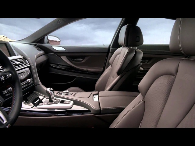 <em>BMW</em> M6 2013 Gran Coupé Interior Detail Commercial Carjam TV HD Car TV Show 2013