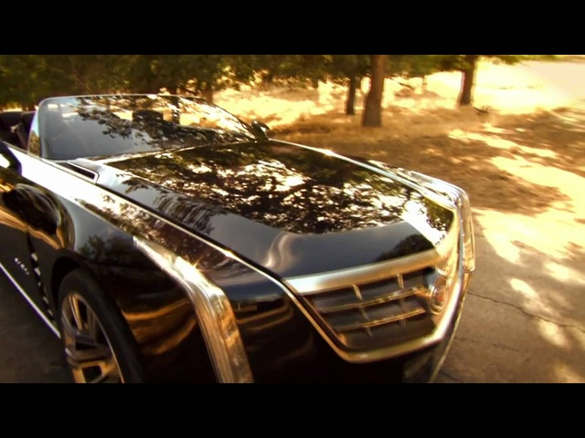<em>Cadillac</em> Ciel 2011 In Detail Driving Concept - New Carjam Car Radio Show
