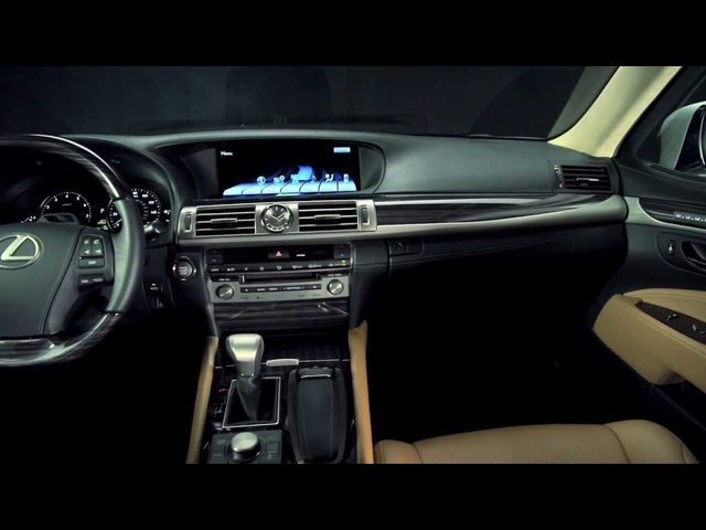 2013 New Lexus LS Shimamoku In Detail Commercial 2013 Carjam TV HD Car TV Show