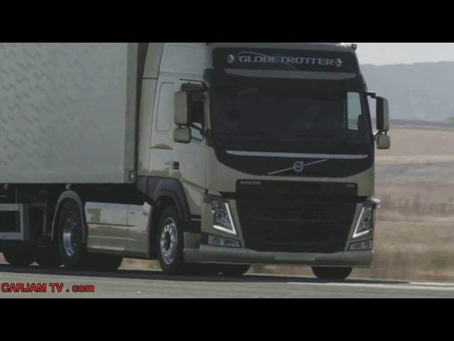 <em>Volvo</em> Splits Trucks Testing Jean-Claude Van Damme Commercial 2013 Carjam TV HD JCVD 2014