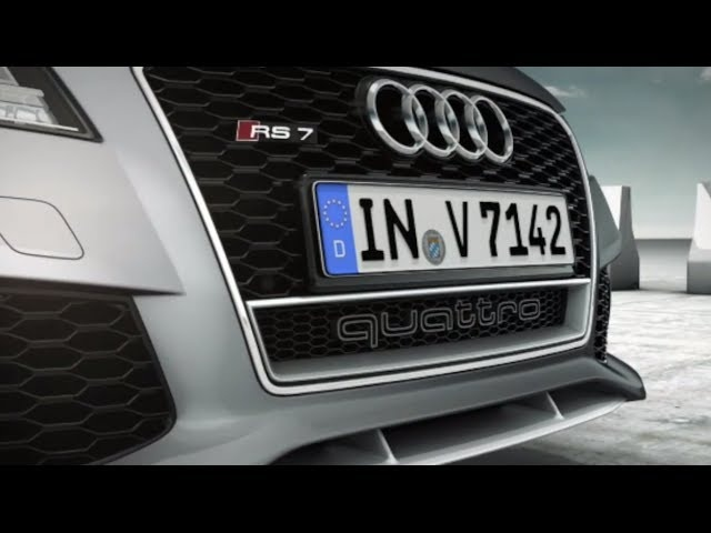 Audi RS7 Quattro Specs In Detail HD Commercial Carjam TV HD Car TV Show