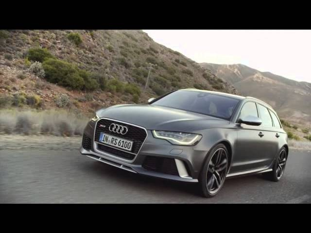 2013 <em>Audi</em> RS 6 Avant C7 Engine Sound Acceleration Commercial - 2013 Carjam TV HD Car TV Show