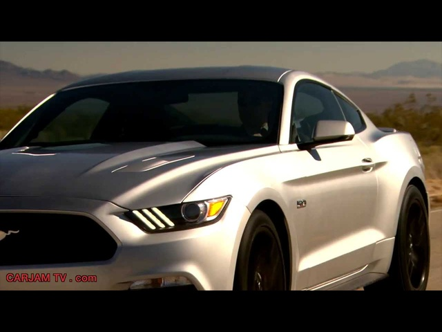 Ford Mustang 2014 2015 Price $22,200 In Detail HD Driving Interior New Commercial Carjam TV HD