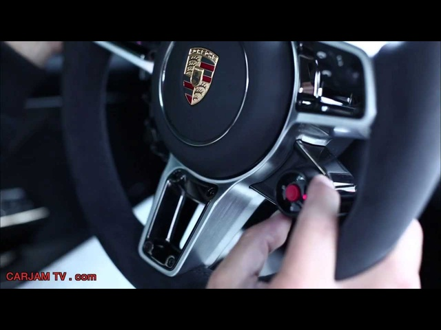 Porsche 918 Spyder HD 2014 Interior Dashboard Commercial Carjam TV HD Car TV Show
