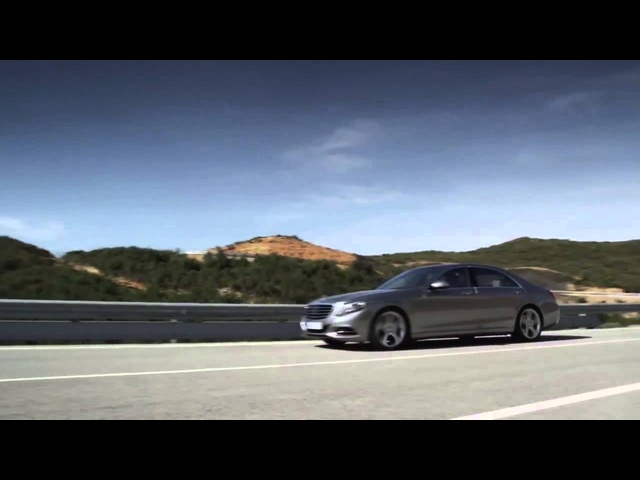 2014 New Mercedes S Class HD In Detail Commercial W222 Carjam TV HD Car TV Show