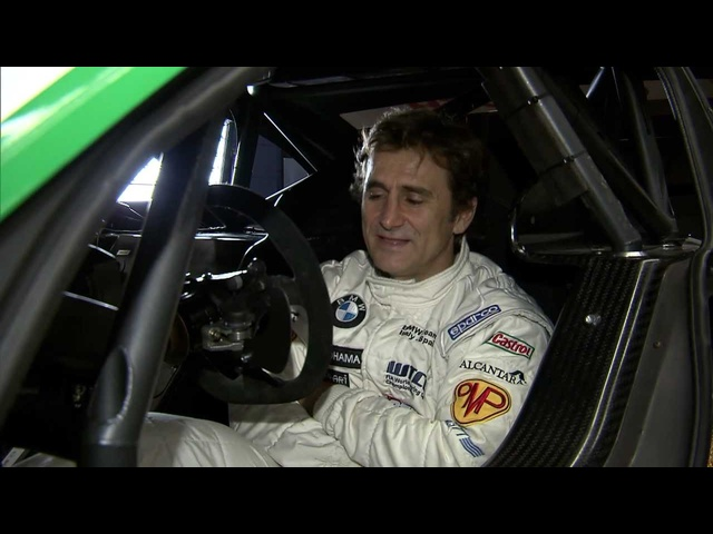 Alex Zanardi Talks <em>BMW</em> M3 DTM Cars 2013 Interview <em>BMW</em> Commercial Carjam TV HD Car TV Show