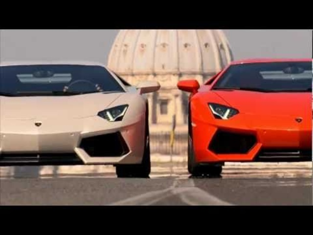 <em>Lamborghini</em> Aventador Driven Official Promo Car TV Ad Commercial Carjam TV HD 2013